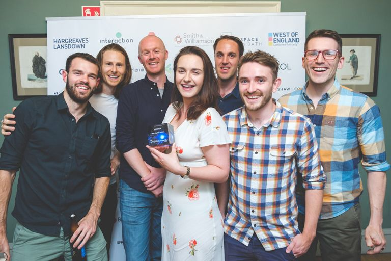 Gravitywell wins Best Digital Design at the SPARKies 2019