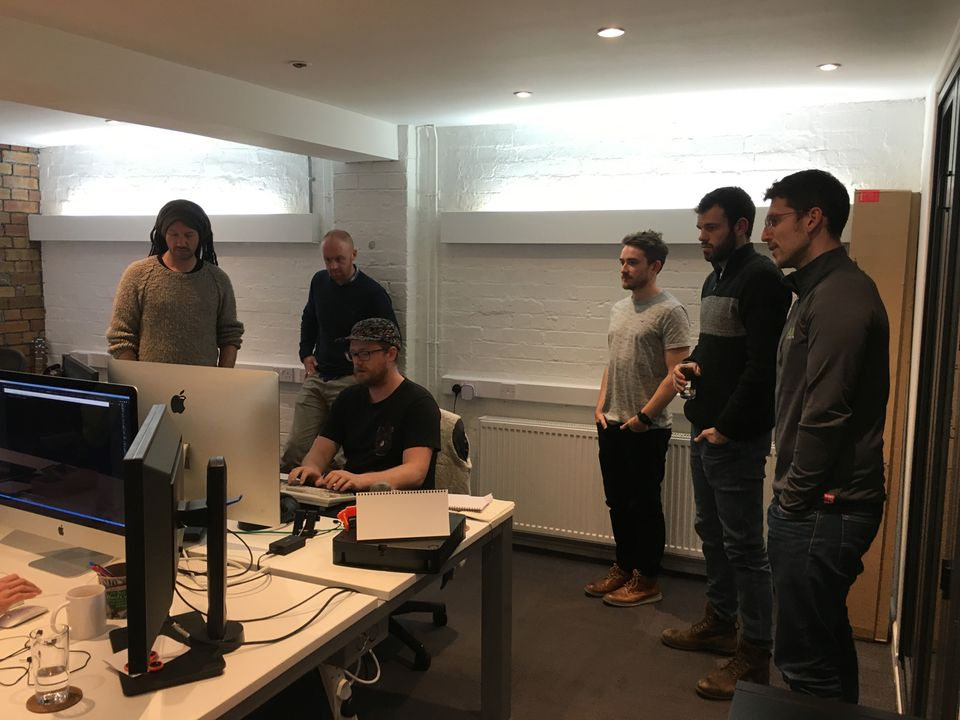 Hackathon Daily Demo
