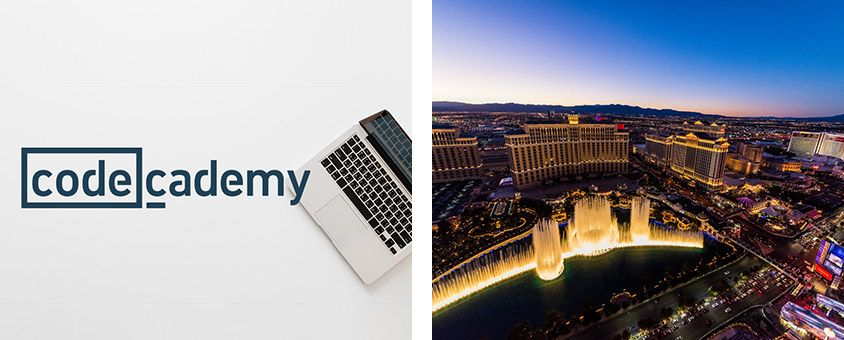 Codecademy and Las Vegas Gravitywell Hackathon